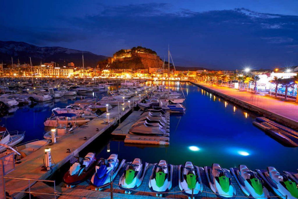 La calidad de los alojamientos de Denia convierte a este municipio en una referencia turística en la costa mediterránea
