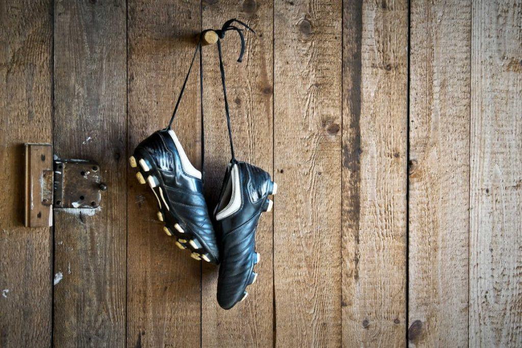 Botas de fútbol a la última