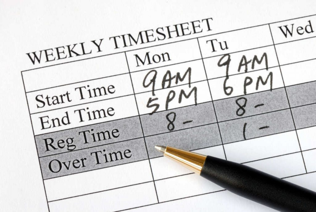 ¿Cuáles son las excepciones en el registro de la jornada laboral?