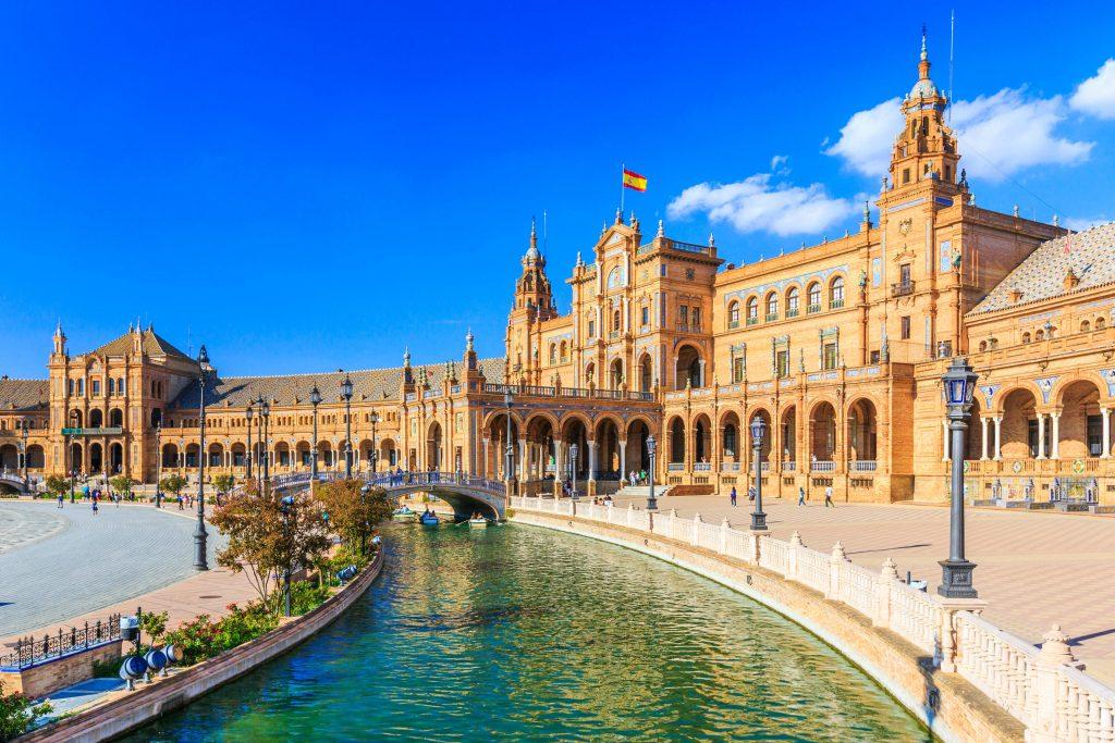 Sevilla y sus hoteles, listos para la final de la Copa del Rey
